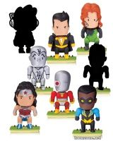 SCRIBBLENAUTS UNMASKED MINI FIGURES BLIND BOXES SERIES 6