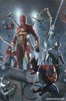 AMAZING SPIDER-MAN #12 (Gabriele Dell'Otto Variant)
