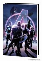 AVENGERS: TIME RUNS OUT VOL. 1 PREMIERE HC
