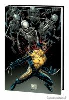 DEATH OF WOLVERINE HC QUESADA COVER (DM ONLY)