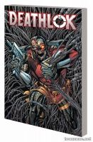 DEATHLOK: THE SOULS OF CYBER-FOLK TPB