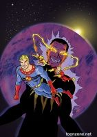 ALL-NEW MIRACLEMAN ANNUAL #1 (Jeff Smith Variant)