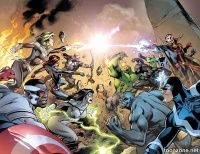 NEW AVENGERS #28 and AVENGERS #39