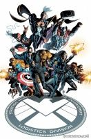 S.H.I.E.L.D. #1 (Mike Deodato Variant)
