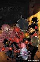 SPIDER-MAN AND THE X-MEN #1 (Bengal Variant)