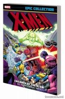 X-MEN EPIC COLLECTION: CHILDREN OF THE ATOM TPB