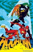 AQUAMAN #38 (Steve Rude Flash Variant)