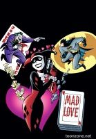 BATMAN ADVENTURES: MAD LOVE DELUXE EDITION HC