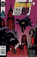 BATMAN: DARK KNIGHT, DARK CITY TP