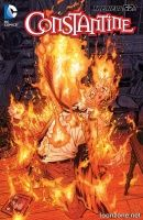 CONSTANTINE VOL. 3: THE VOICE IN THE FIRE TP