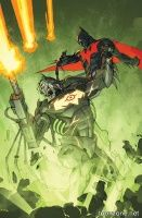 THE NEW 52: FUTURES END #36 - 39