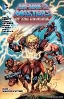HE-MAN AND THE MASTERS OF THE UNIVERSE VOL. 4: WHAT LIES WITHIN TP