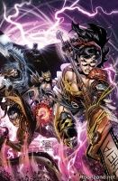 INFINITE CRISIS: FIGHT FOR THE MULTIVERSE #7