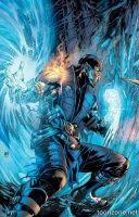 MORTAL KOMBAT X #1 (Sub-Zero Variant)