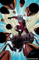 ANT-MAN #1 (Chris Samnee Variant)