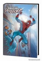 AMAZING SPIDER-MAN: WHO AM I? HC