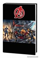 AVENGERS BY JONATHAN HICKMAN VOL. 1 HC