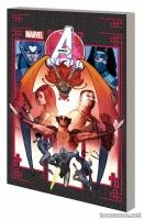 AVENGERS WORLD VOL. 3: NEXT WORLD TPB