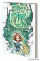 OZ: THE EMERALD CITY OF OZ TPB