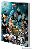 GUARDIANS OF THE GALAXY/ALL-NEW X-MEN: THE TRIAL OF JEAN GREY TPB