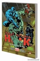INDESTRUCTIBLE HULK VOL. 4: HUMANITY BOMB TPB