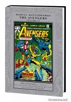 MARVEL MASTERWORKS: THE AVENGERS VOL. 15 HC