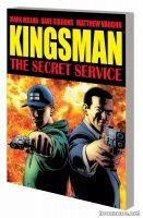 KINGSMAN: THE SECRET SERVICE TPB