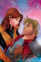 LEGENDARY STAR-LORD #7 & 8
