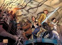 STAR WARS #1 (Joe Quesada Variant)