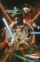 STAR WARS #1 (Alex Ross Variant)