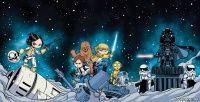 STAR WARS #1 (Skottie Young Variant)