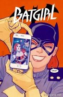 BATGIRL #39 (Harley Quinn Variant)