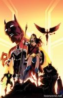 BATMAN BEYOND: JUSTICE LORDS BEYOND TP