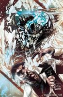 BATMAN ETERNAL #44 - 47