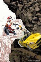 GRAYSON #7 (Harley Quinn Variant)