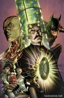 INFINITE CRISIS: FIGHT FOR THE MULTIVERSE #8