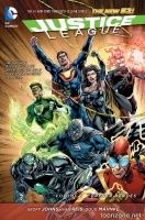 JUSTICE LEAGUE VOL. 5: FOREVER HEROES TP