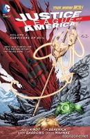 JUSTICE LEAGUE OF AMERICA VOL. 2: SURVIVORS OF EVIL TP