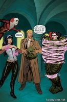 JUSTICE LEAGUE DARK #39 (Harley Quinn Variant)