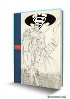 SUPERMAN/BATMAN: MICHAEL TURNER GALLERY EDITION HC