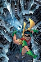 ROBIN, THE BOY WONDER: A CELEBRATION OF 75 YEARS HC