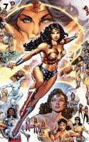 SENSATION COMICS FEATURING WONDER WOMAN VOL. 1 TP