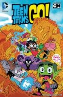 TEEN TITANS GO! VOL. 1: PARTY, PARTY TP