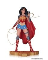 WONDER WOMAN: ART OF WAR BY DAVID FINCH STATUE