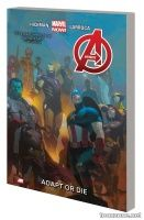AVENGERS VOL. 5: ADAPT OR DIE TPB