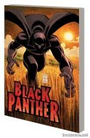 BLACK PANTHER: WHO IS THE BLACK PANTHER TPB