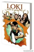 LOKI: AGENT OF ASGARD VOL. 2 - I CANNOT TELL A LIE TPB