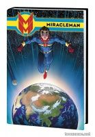 MIRACLEMAN BOOK 3: OLYMPUS PREMIERE HC ADAMS COVER