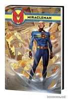 MIRACLEMAN BOOK 3: OLYMPUS PREMIERE HC CHEUNG COVER (DM ONLY)