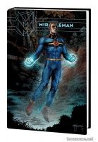 MIRACLEMAN BOOK 3: OLYMPUS PREMIERE HC TOTLEBEN COVER (DM ONLY)
